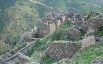 Scorcio Castello Amendolea